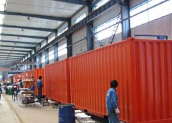 Китай скорочує виробництво контейнерів