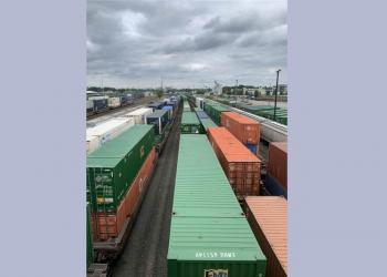 Контейнерний потяг Китай-Україна відправлятиметься ще з одного логістичного центру на сході КНР