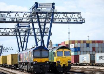 З портів Великої Британії почали відправляти «легкі» контейнерні потяги