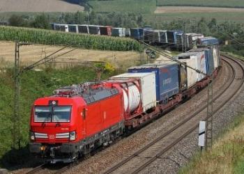 На Новому Шовковому шляху запускають регулярний реверсний потяг