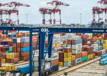 Індійські порти захлинаються від нерозмитнених контейнерів