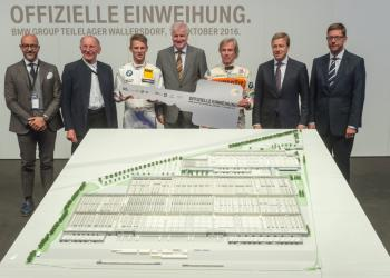 КюнеНагель розширює співпрацю з BMW Group у сфері післяпродажної логістики