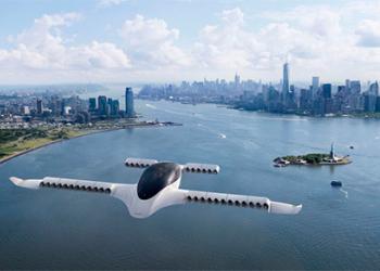 В Германии испытали пятиместное автономное аэротакси на электрической тяге