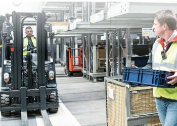 Система Linde Safety Guard – захист від аварій та нещасних випадків на складах