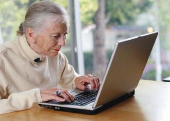 Cпоживачі старшого віку стали активними інтернет-покупцями