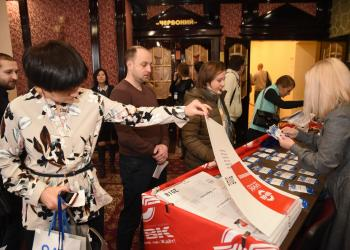 Logistics Innovation Forum 2018 собрал в феврале в Киеве более 250 профессионалов логистики