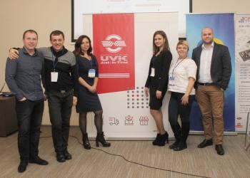 Logistics Platform 2018 прошла при поддержке UVK