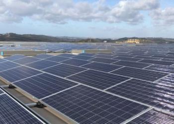 Логістичний центр у Португалії інвестує у власну сонячну електростанцію