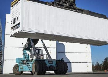 Китай посилює монополію у виробництві контейнерів