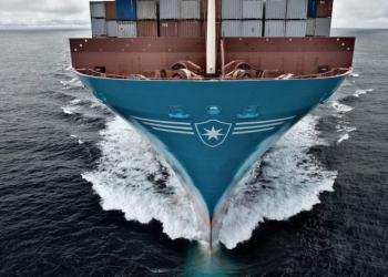 Maersk розкриває деталі будівництва першого контейнерного судна, що працюватиме на метанолі