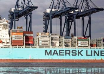 Maersk значно збільшив обсяг контрактних перевезень