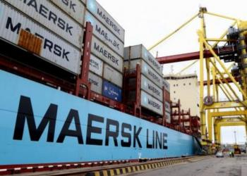 Maersk прогнозує скорочення ринку морських контейнерних перевезень ще на чверть