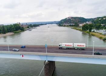 Країни Центральної та Східної Європи завойовують ринок автоперевезень ЄС