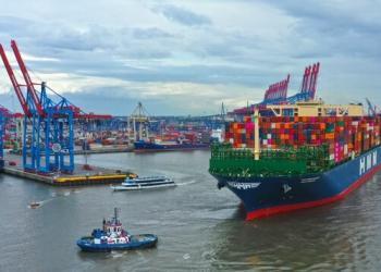 Порт Гамбурга опублікував дані про втрати за другий та третій квартали