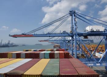 Дослідження: контейнерні перевезення морем трохи пожвавились та впорядкувалися