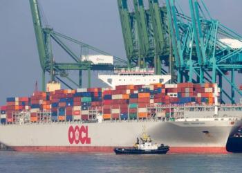 Найбільші у Північній Європі контейнеровози різко скоротили потужність