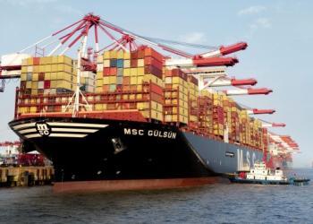 У секторі морських контейнерних перевезень Maersk може поступитися лідерством компанії MSC