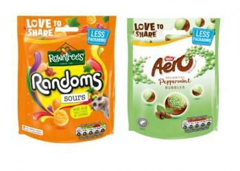 Nestlé змінює підходи до використання упаковки