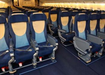 Лоу-костер Eurowings заробить на порожніх кріслах у літаках
