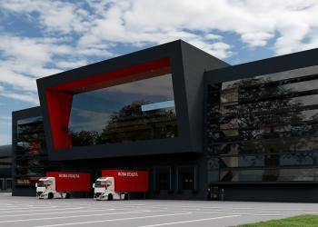 «Нова пошта» побудує надсучасний сортувальний термінал біля аеропорту Бориспіль