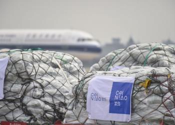 Нова пошта разом із партнером Cainiao запустила чартерні вантажні рейси з Китаю