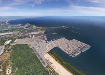 У Гданську збудують «один із найбільших контейнерних терміналів Європи»