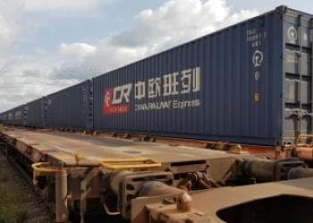 Повні до Європи та порожні до Китаю: на Новому Шовковому шляху контейнери іноді взагалі не повертаються