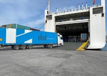Ekol запустив новий маршрут Ro-Ro між Іспанією та Туреччиною