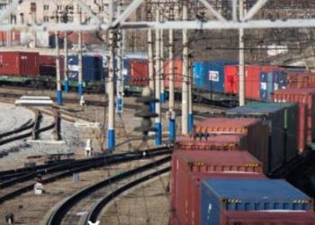 На Новому Шовковому шляху зафіксоване значне збільшення контейнерних перевезень