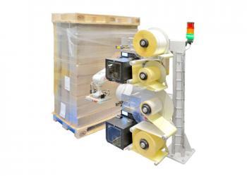 Компанія Bluhm Systeme створила робота для маркування піддонів