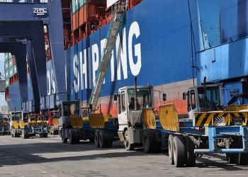 Украинские порты увеличили оборот контейнеров на 19,7%