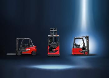 Рішення з освітлення від Linde МН для підвищення безпеки та ефективності роботи