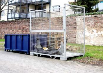 Навіщо німці оцифровують баки для сміття?