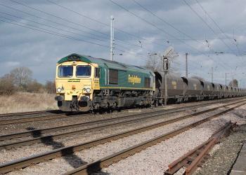 Британська залізниця повертається до парової машини