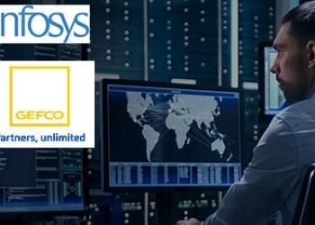 Infosys розпочинає співпрацю з GEFCO для підтримки цифрової трансформації