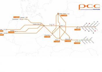 PCC Intermodal розширює інтермодальну мережу до західного кордону України