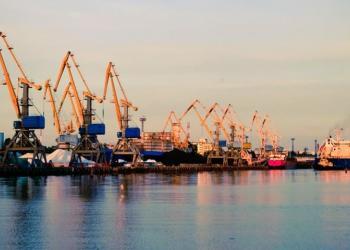 За 9 місяців морські порти України обробили майже 120 млн тонн вантажів