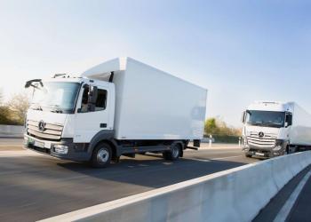 У Німеччині опубліковані дані про рух вантажівок мережею платних доріг
