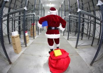Чи буде цього разу наповнений мішок Санта Клауса?