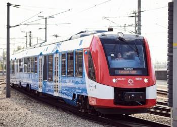 На австрійській залізниці випробовують водневі потяги