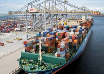 Порт Роттердам продовжує цілодобову роботу в умовах жорсткого карантину