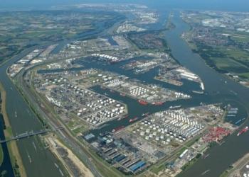 Роттердамський порт візьме участь у дослідженні можливості транспортування водню за допомогою наявної інфраструктури