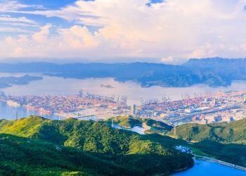 У Китаї знову почалися портові затори