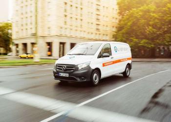 Німецький Hermes перехоплює останню милю у своєї дочірньої компанії
