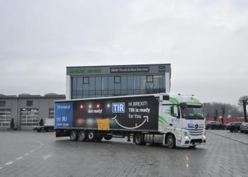 Міжнародний союз автомобільного транспорту (IRU) пропонує повернутися до паперових документів
