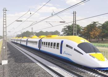 Компанія Rail Baltica розробила першу концепцію швидкісного потяга, який з'єднає країни Балтії з Західною Європою