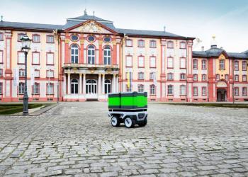 Німецька компанія Efeu Campus випустила автономні роботи для місткої логістики