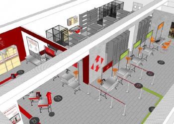 «Нова Пошта»: теперь появятся примерочные и зона самообслуживания