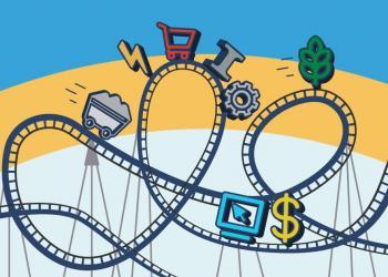 «Американські гірки» української економіки