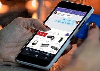 В Украине появится клавиатура для шоппинга от Viber
